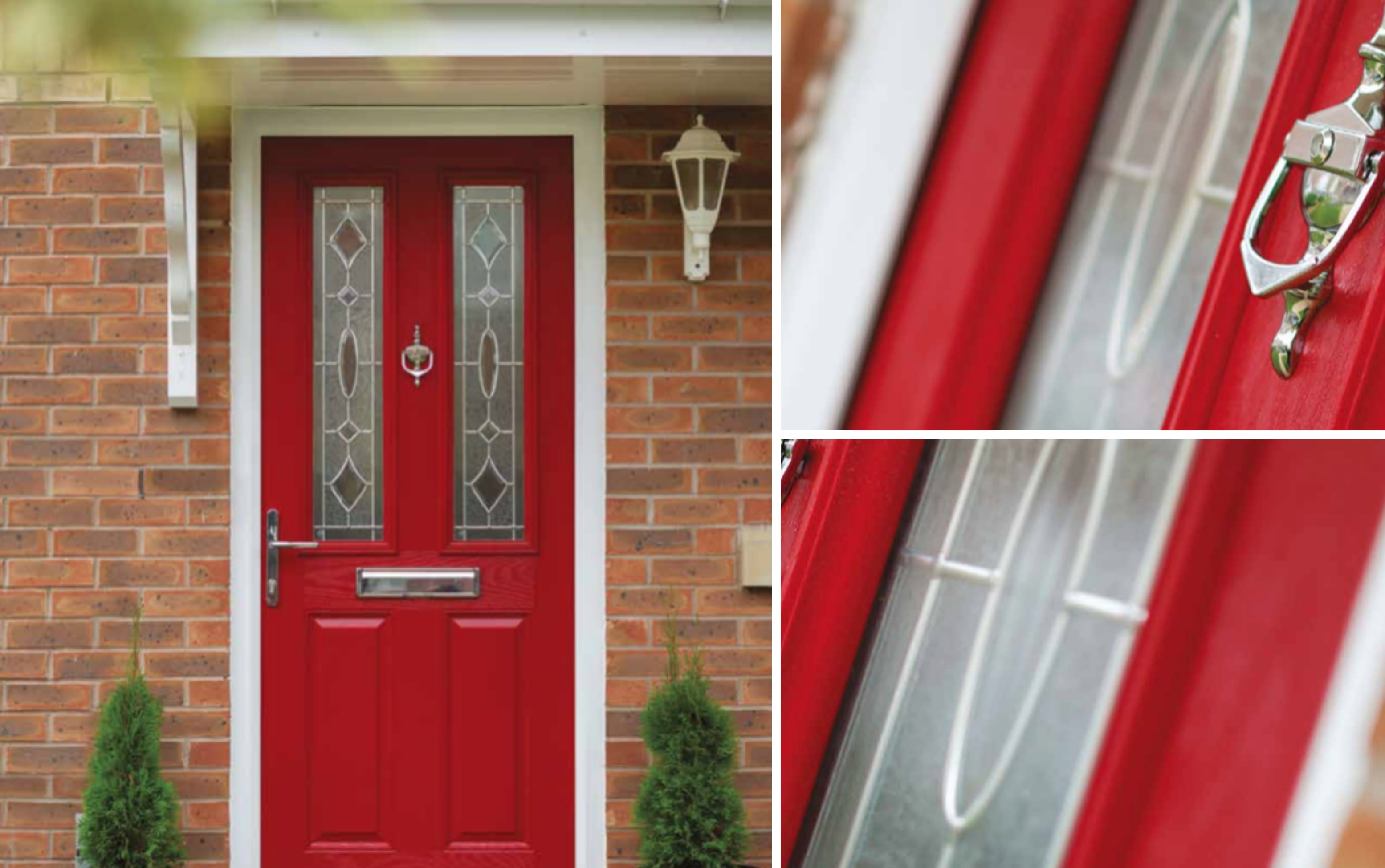 2 panel 2 square composite doors decra doors doncaster for Door 2 door doncaster