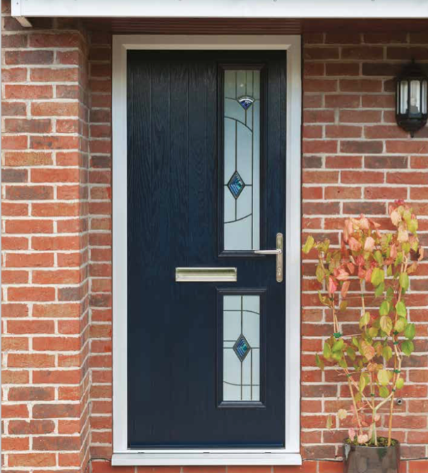 Twin Side Composite Doors Decra Doors Doncaster