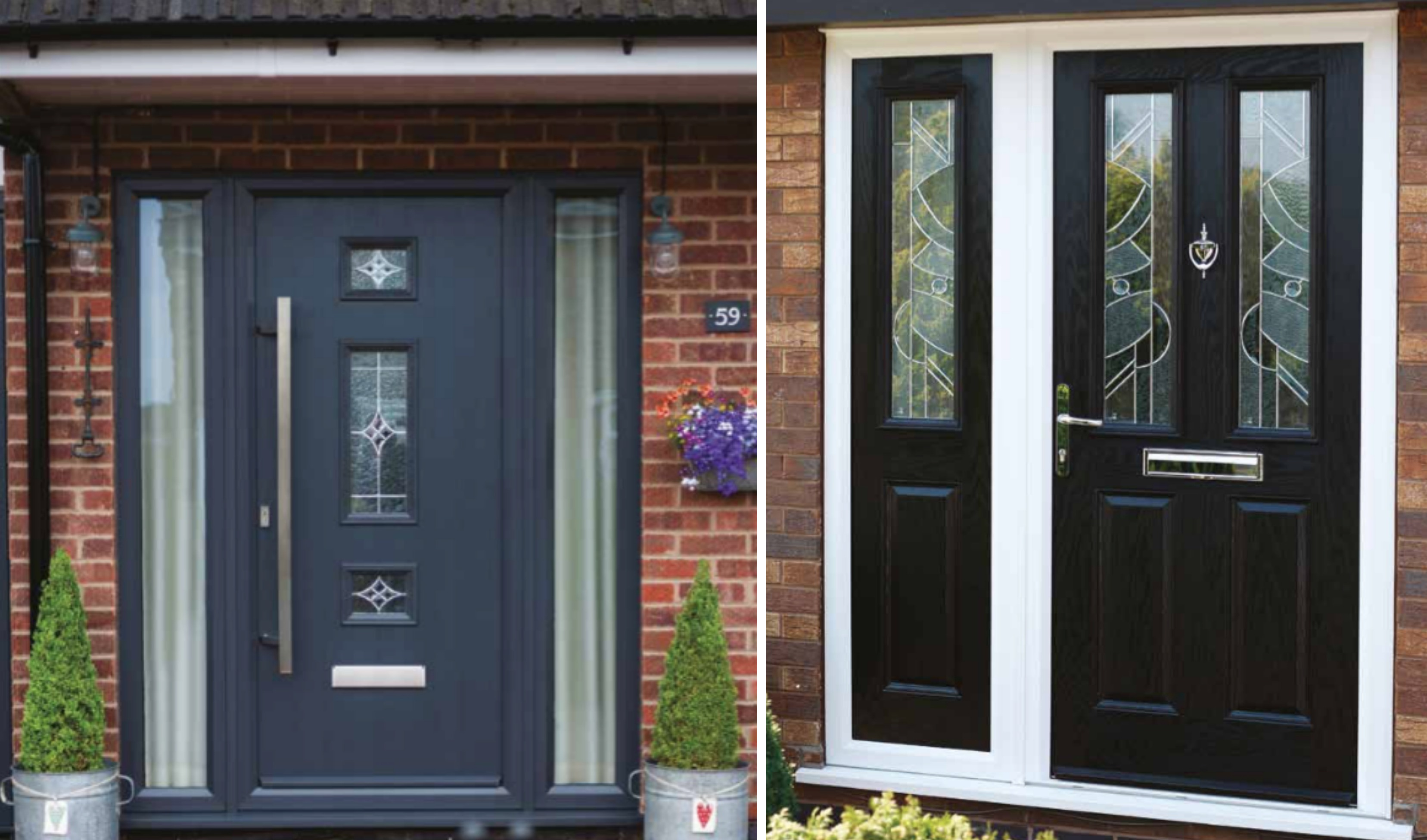 Composite Side Panels for Doors & Composite Side Panels for Doors | Decra Doors Doncaster
